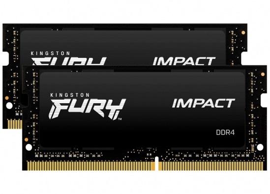 Kingston FURY Impact DDR4 Memoria 2jpg
