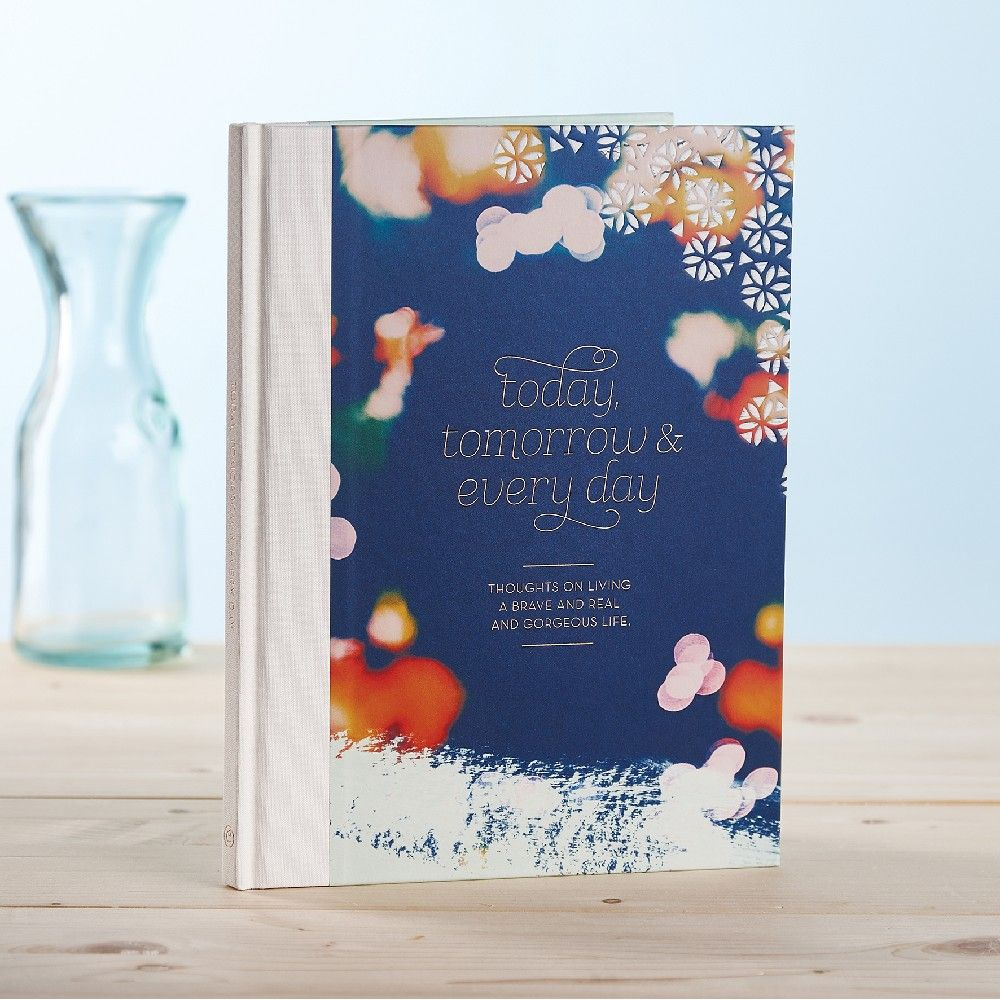 Compendium Hardcover Gift Book 72 Pages - Today, Tomorrow
