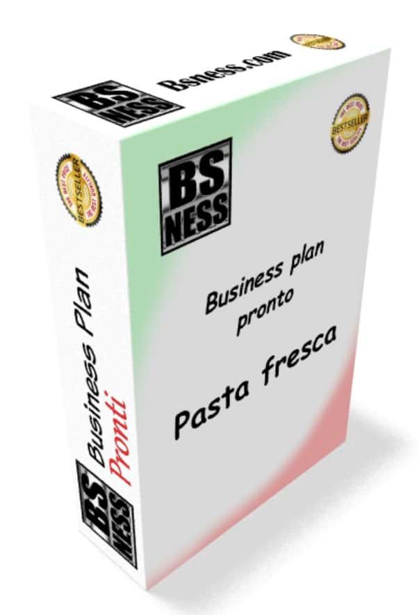 esempio business plan pasta fresca