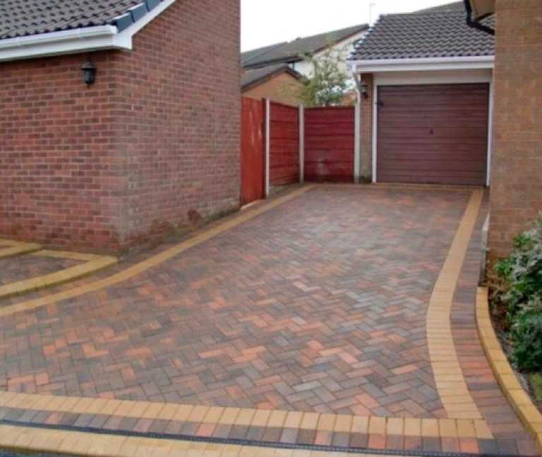 Block paving Ashington by Oakdale Driveways