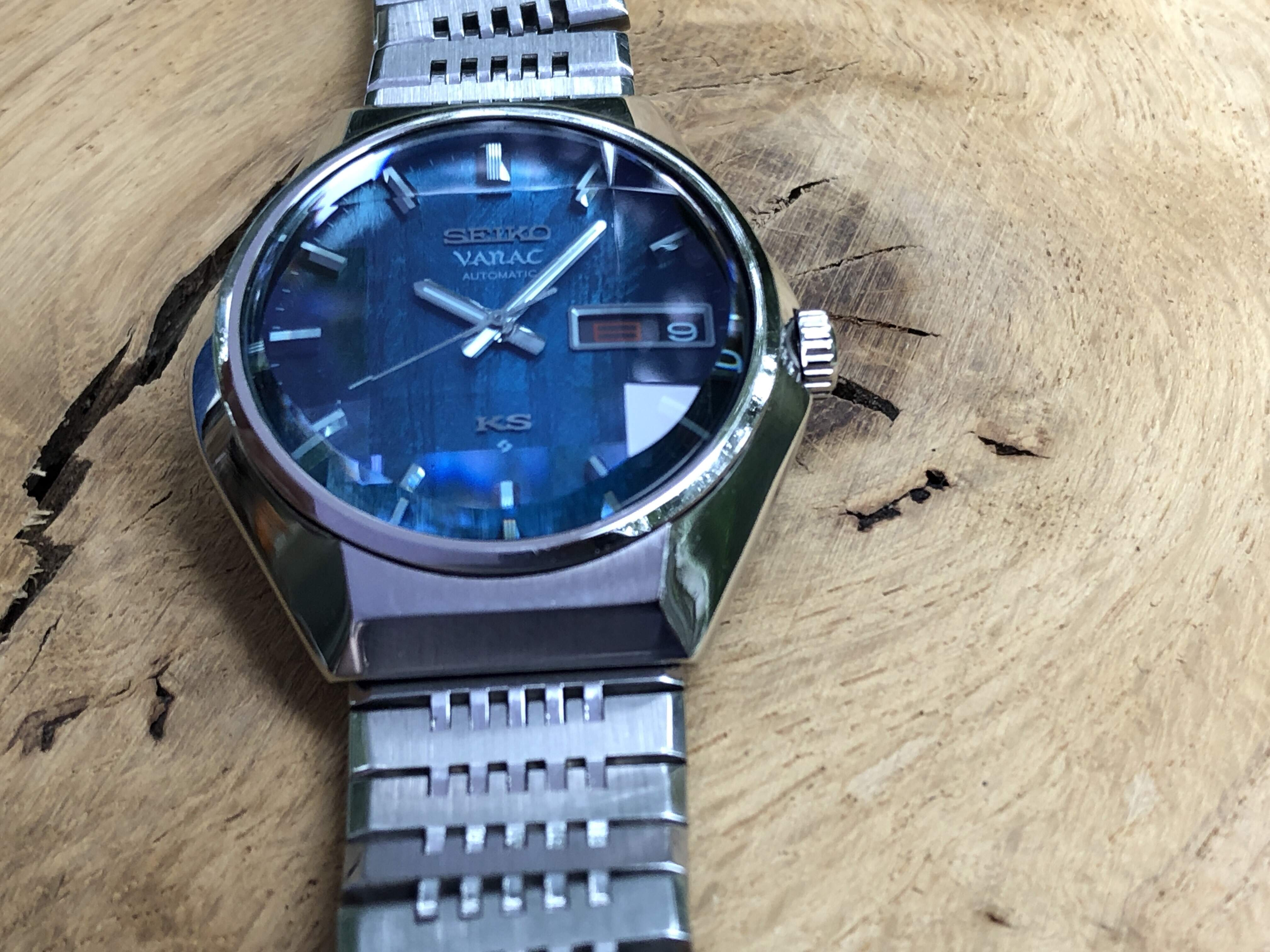 King Seiko Vanac 5626-723A VAK171 (Sold)