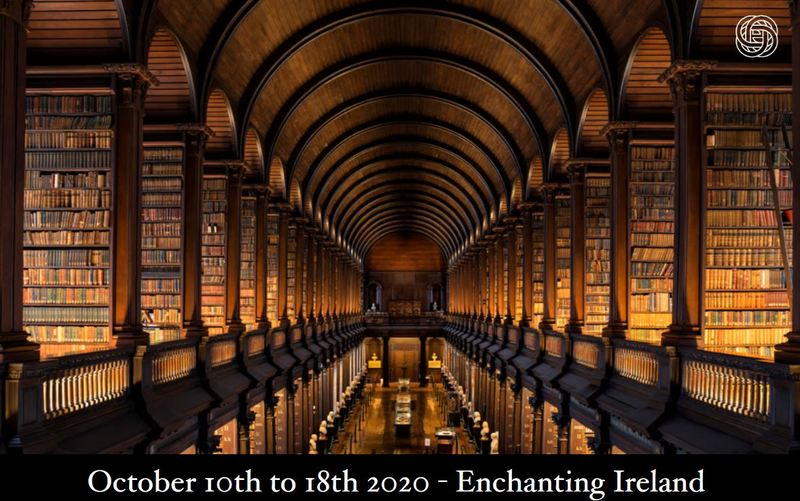 Enchanting Ireland - Small Group Tour - October 10th to 18th 2020