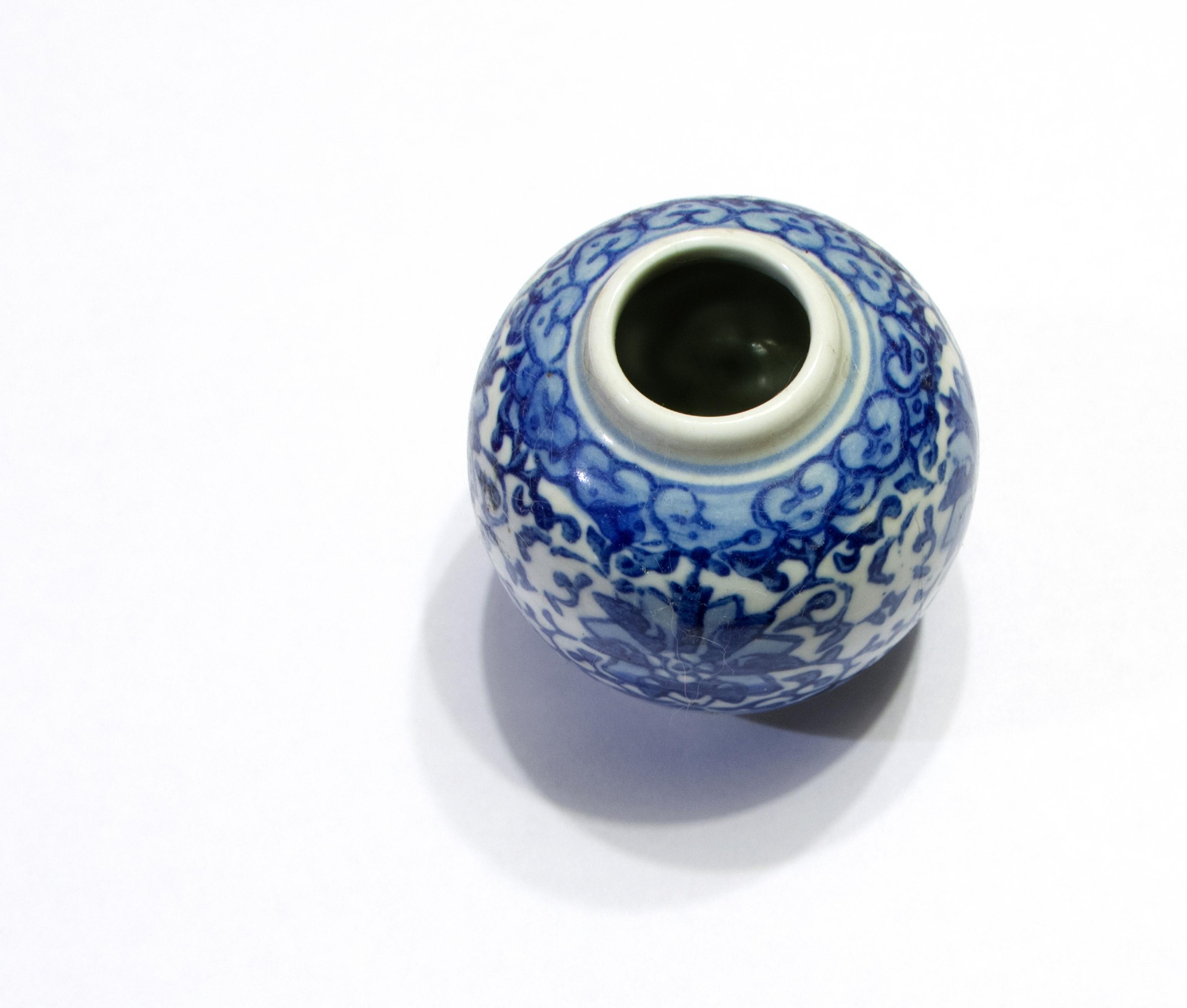Antiek Chinees Porselein Herkennen.Chinese Vazen Prijs Waarde Bepalen En Herkennen