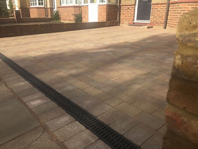 Block paved driveways Staines-Upon-Thames