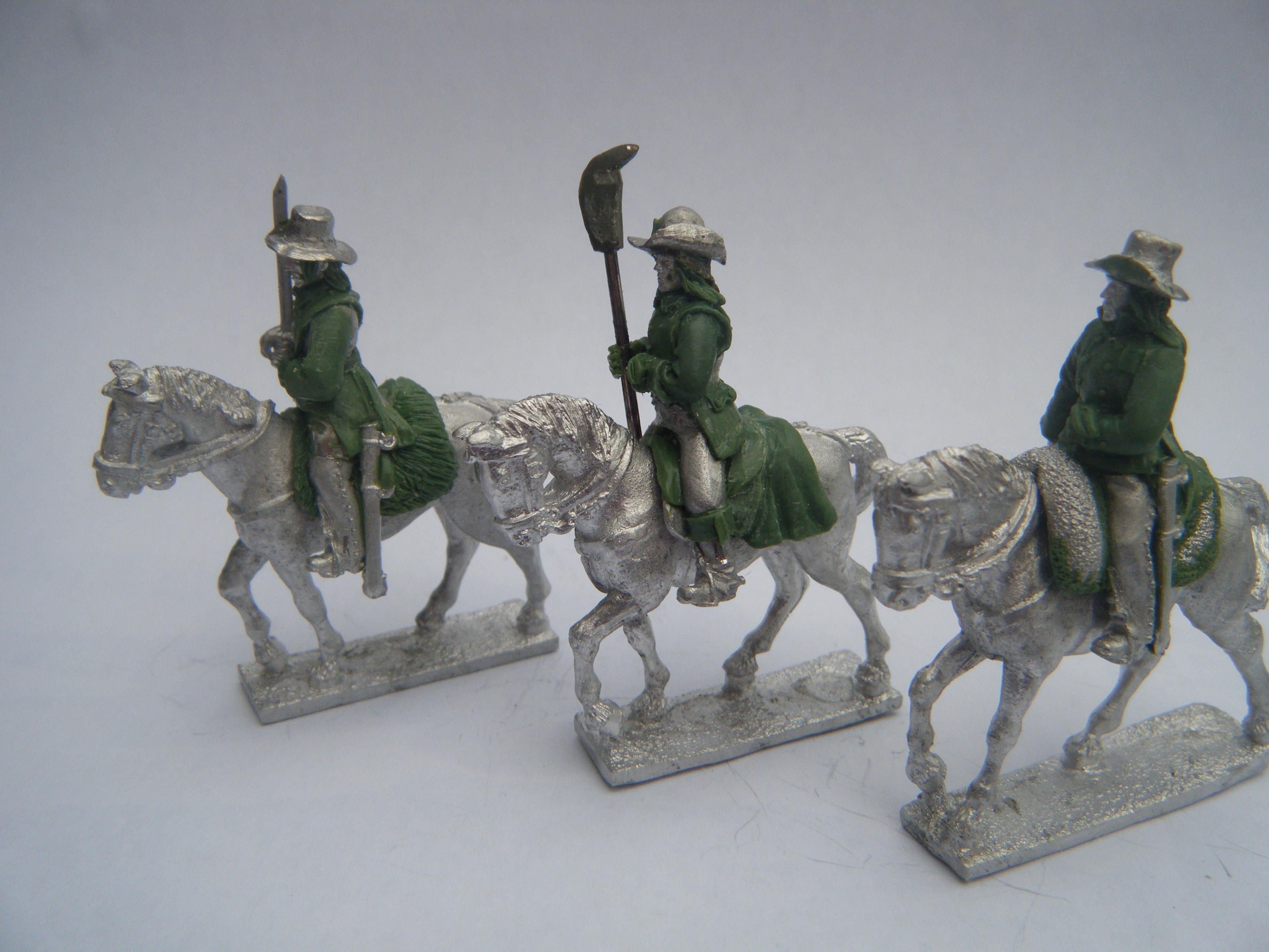 Vendean Cavalry Unit