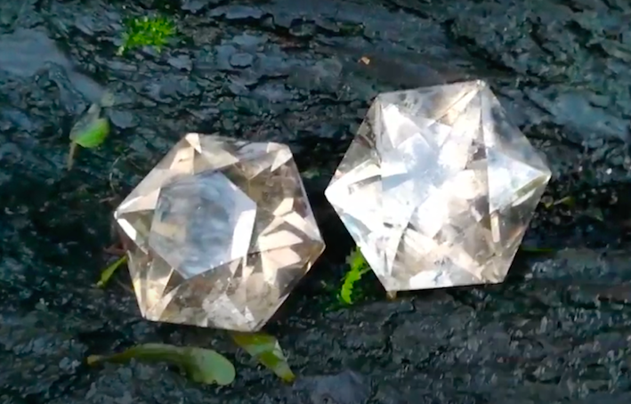 Faceted Smokey Quartz Jewels