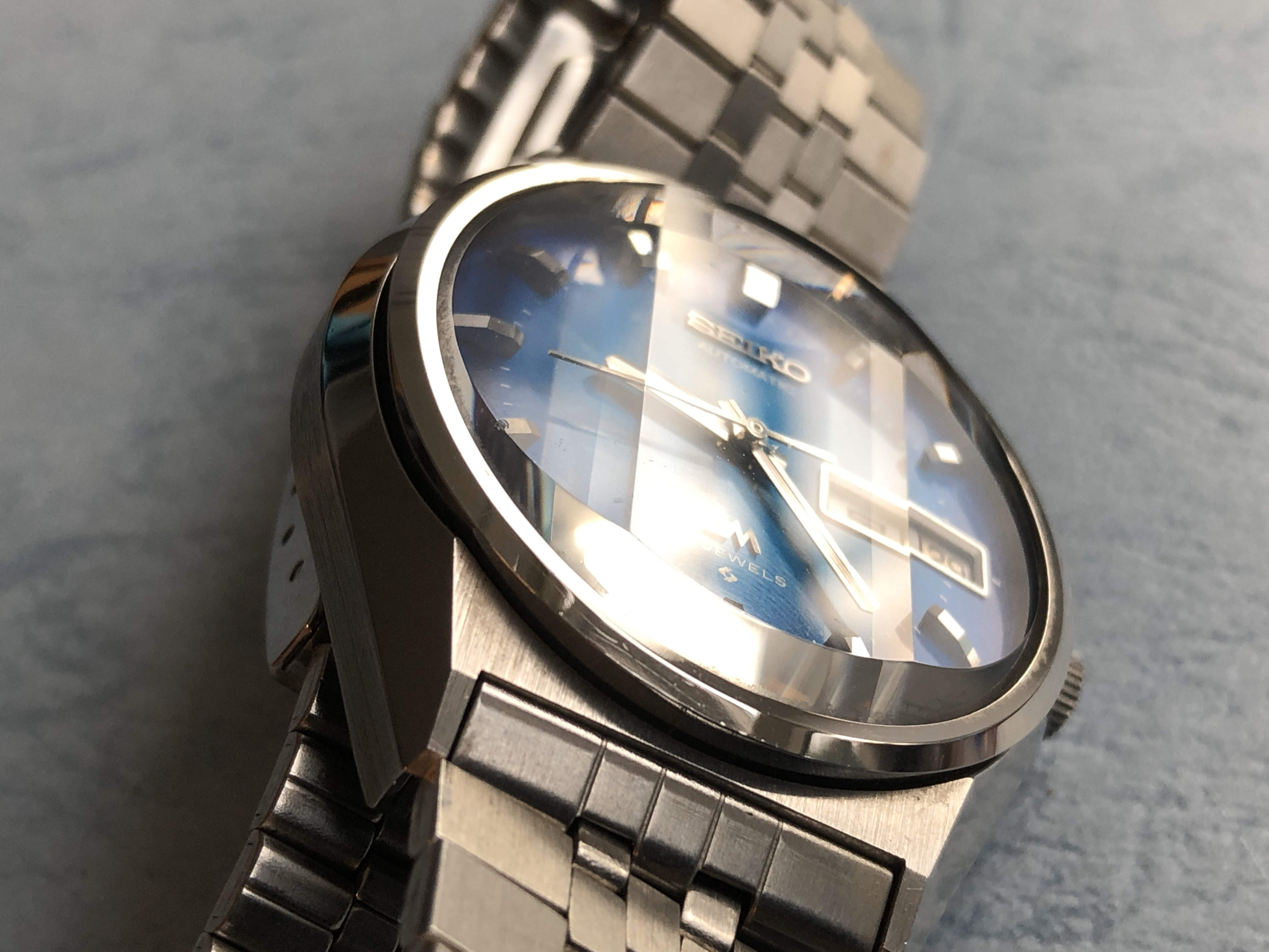 Seiko Lord-Matic 5606-8130 (Sold)