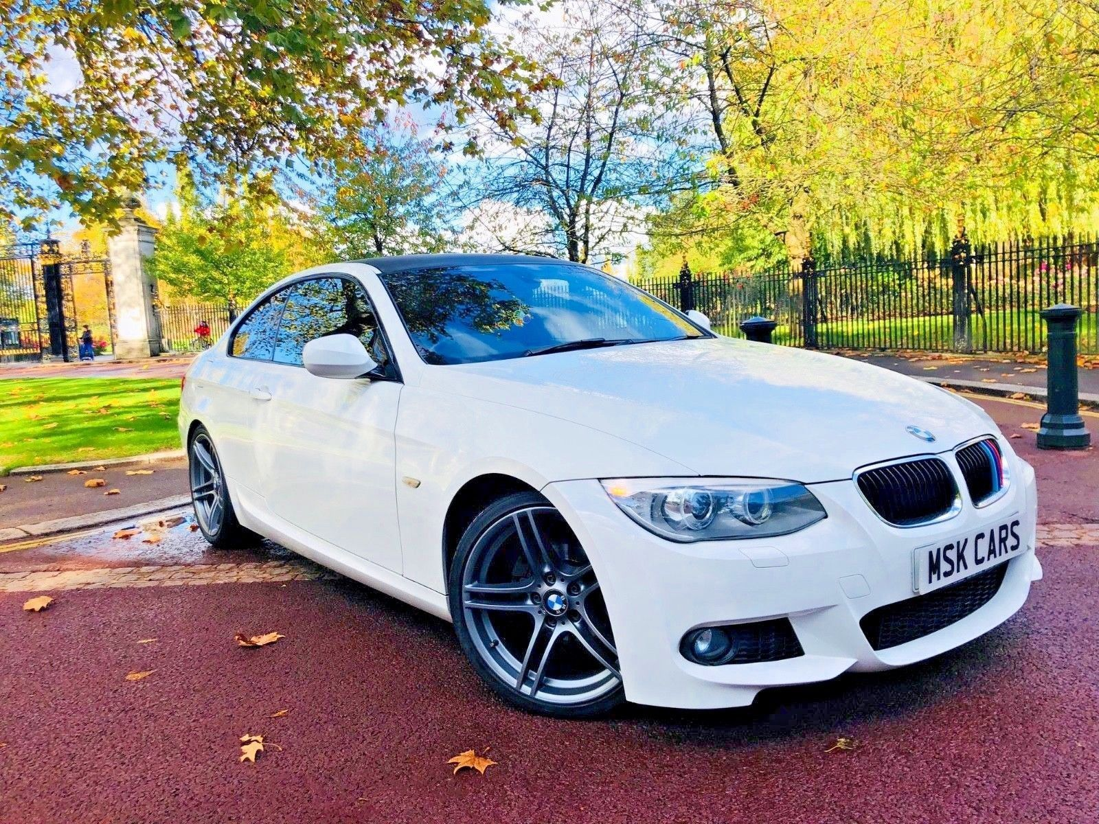 2011 (11) BMW 318i/320i 2.0 M Sport Coupe