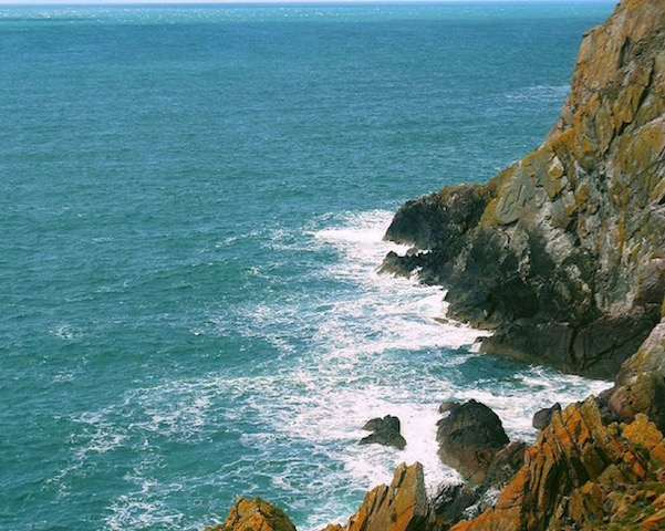 The Mull of Galloway with its vast range of seabrids, dolphins, porpoises and a lighthouse