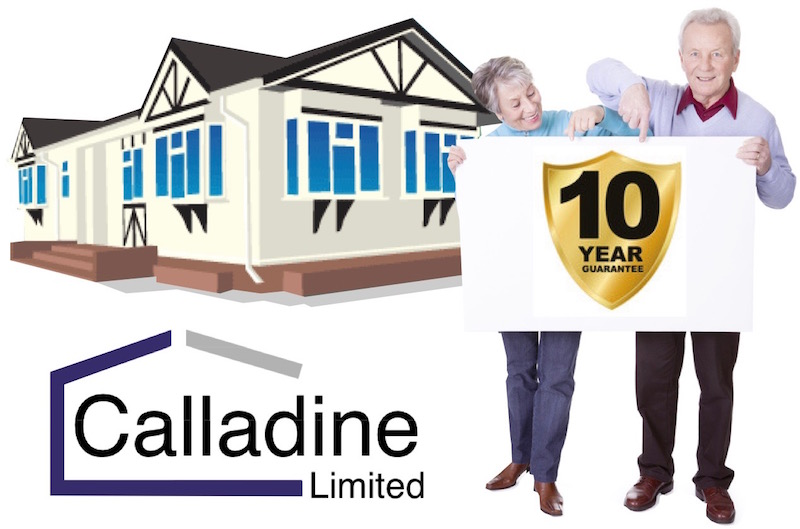 Nationwide Park Home Refurbishment Specialists Calladine Limited