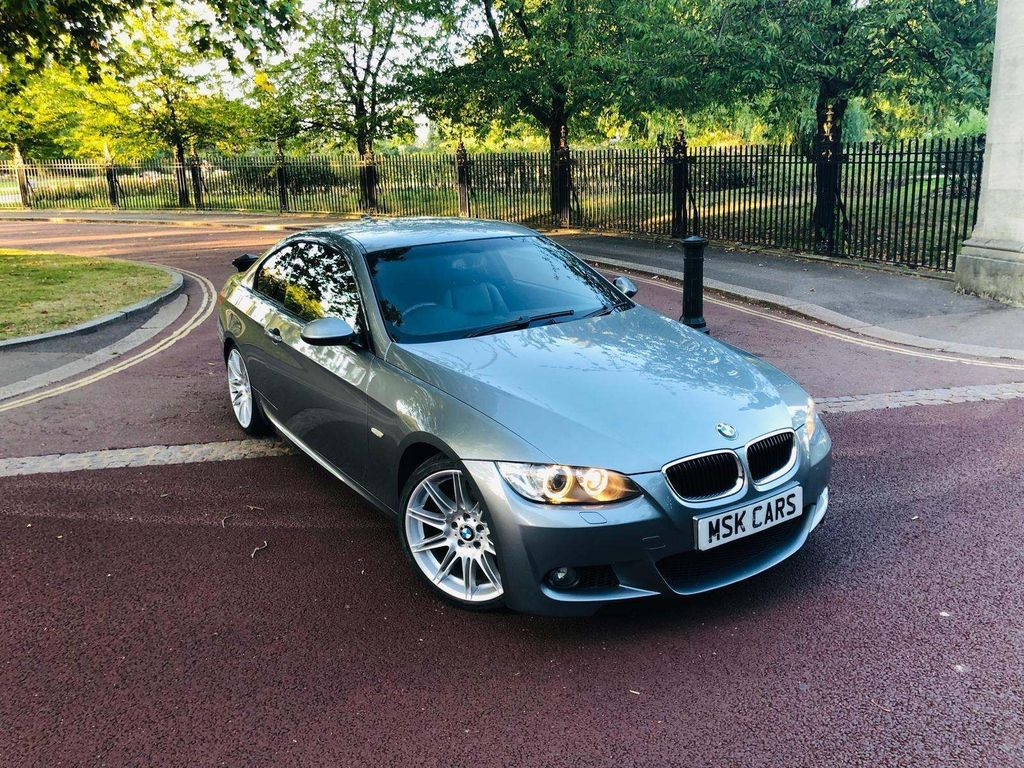 BMW 3 Series 2.0 320i M Sport High-line