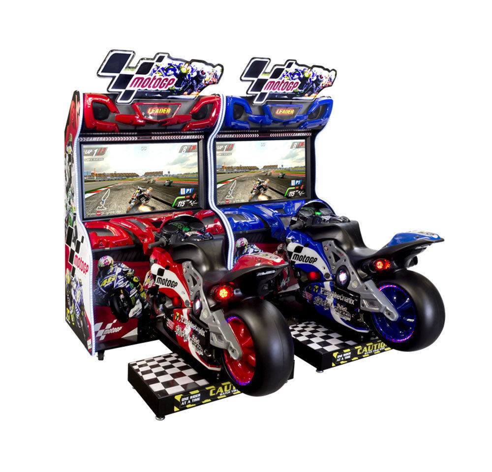 "Racing game ""Moto GP"""