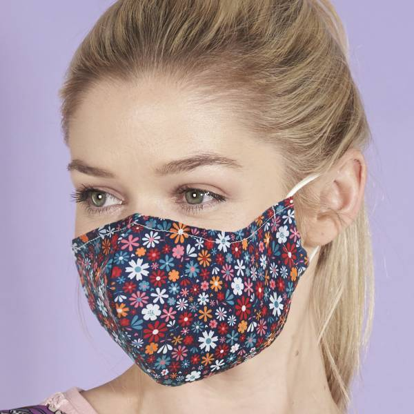 FLORAL Eco Chic Reusable Face Cover