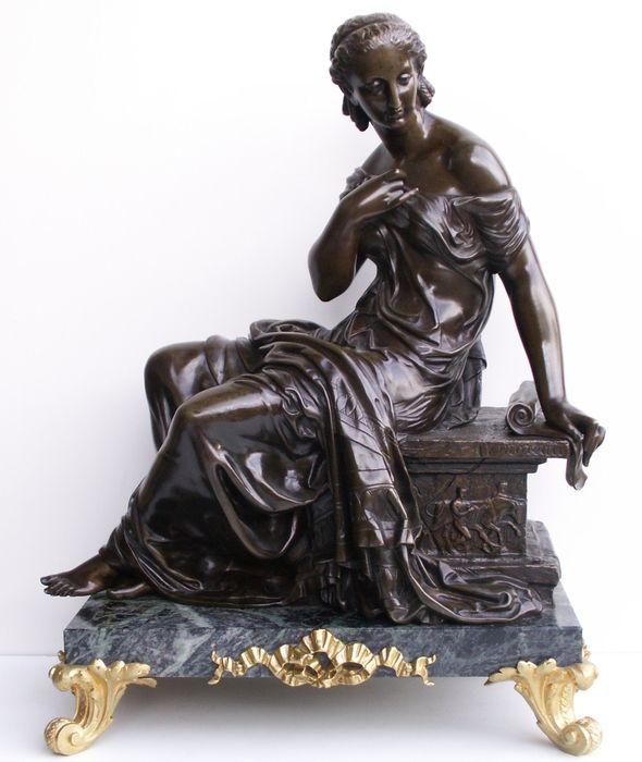 bronzen beeld verkopen
