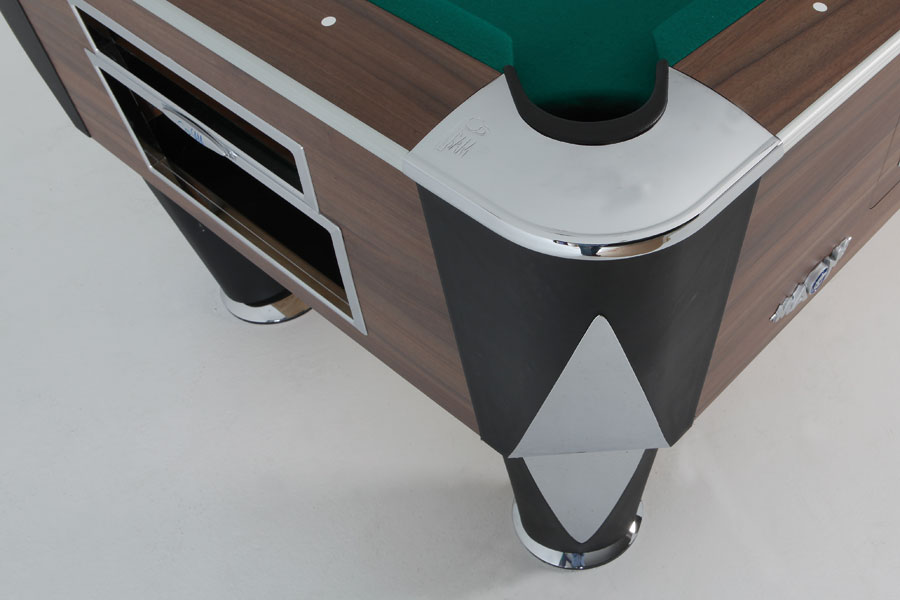 Pooltable Magno 8ft coinop