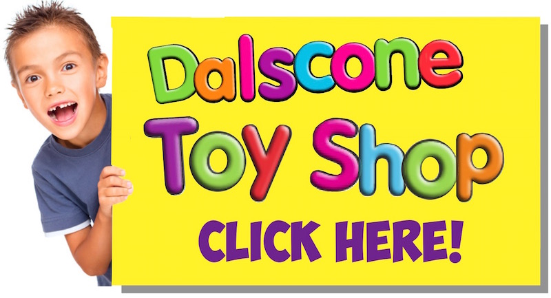 Dalscone Toy Shop Dumfries - Scotland's largest independent toy store.