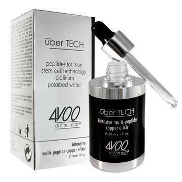 uber TECH multi-peptide copper elixir