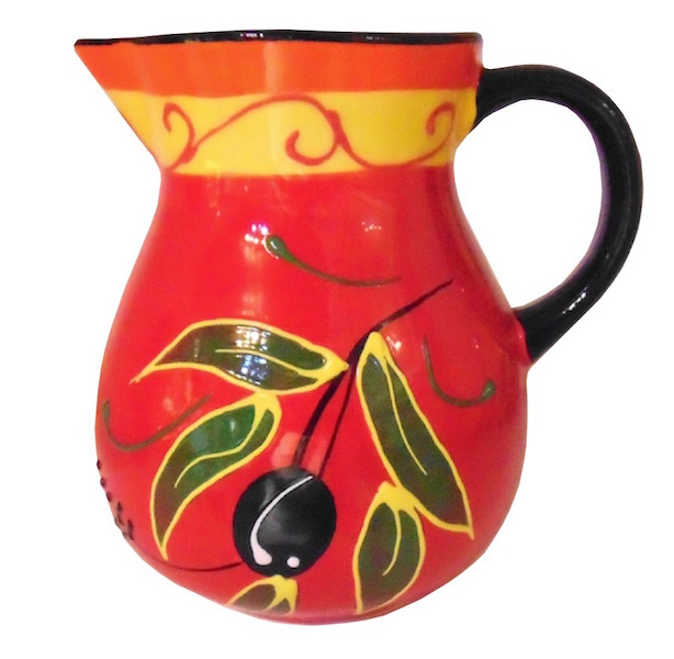 Classic Spanish Black Olives Large Jug