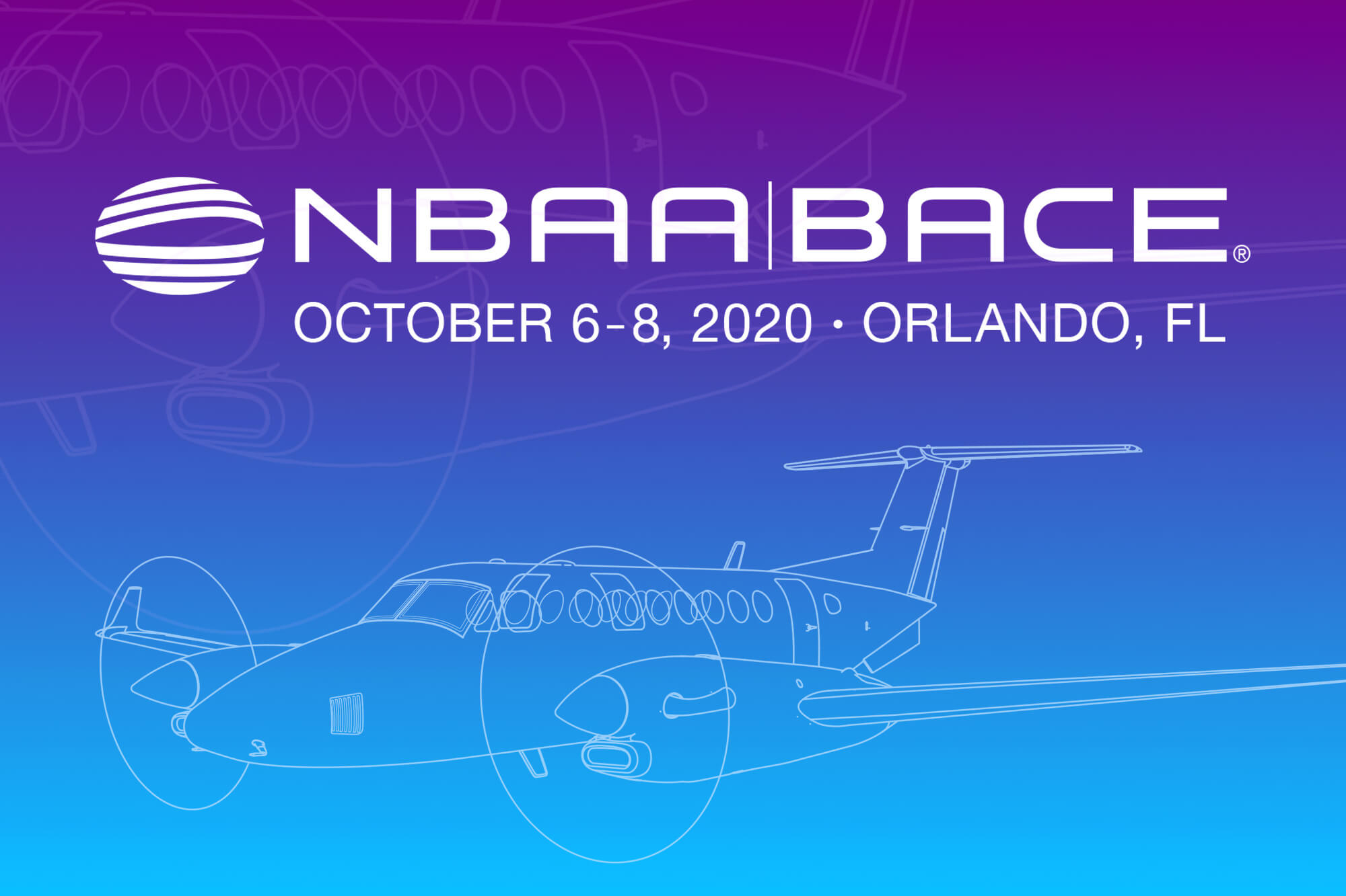 NBAA-BACE 2020 Cancelled Due to COVID-19 Pandemic