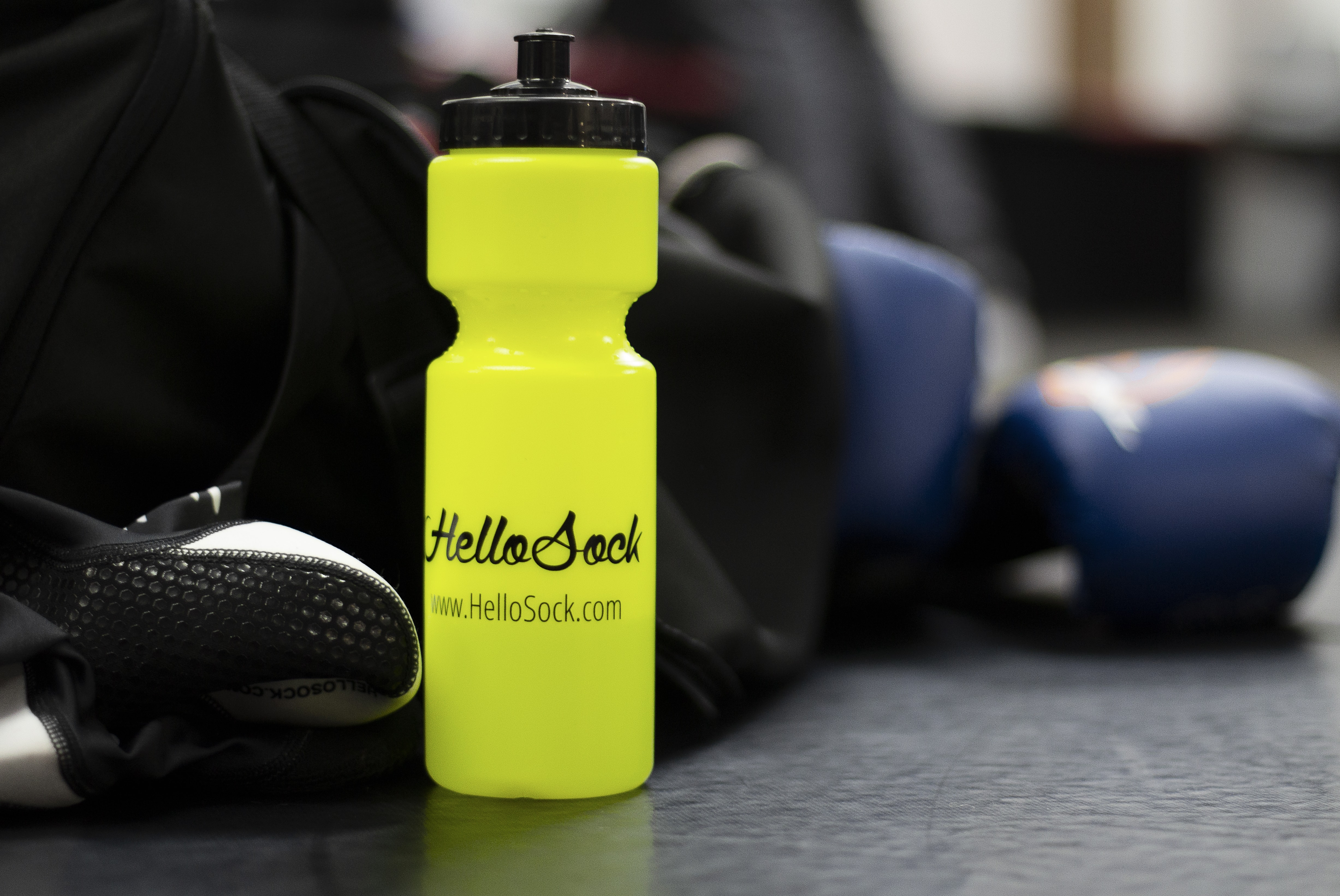 HelloSock® 750ml Sports Water Bottle