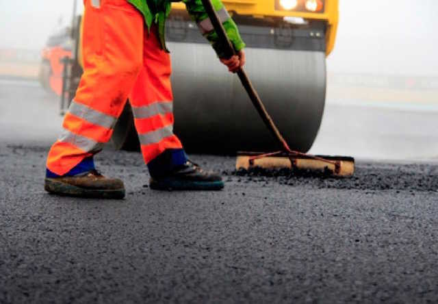 Road surfacing contractors Wolverhampton