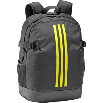 Adidas Power Backpack Carbon Grey-Yellow