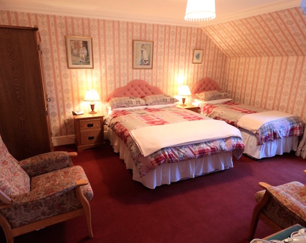 Triple Bed & Breakfast room in Stranraer East Challoch Farm
