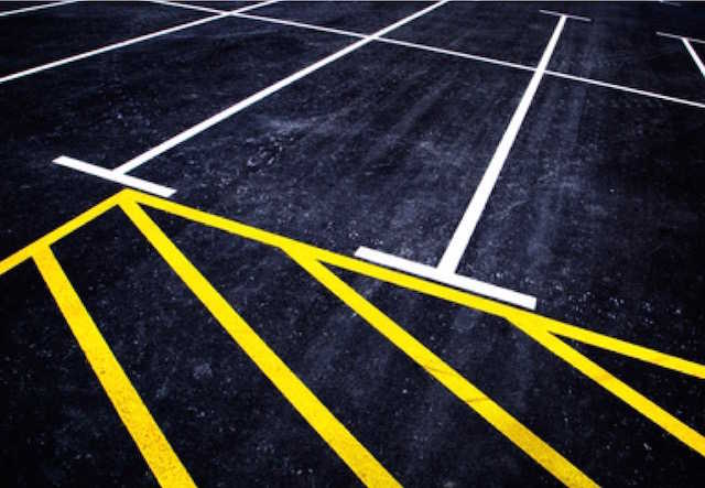 CHAS accredited car park line marking contractors Wolverhampton