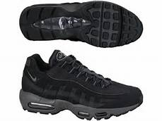 Nike Air Max 95 Triple Blk-Grey-SUEDE