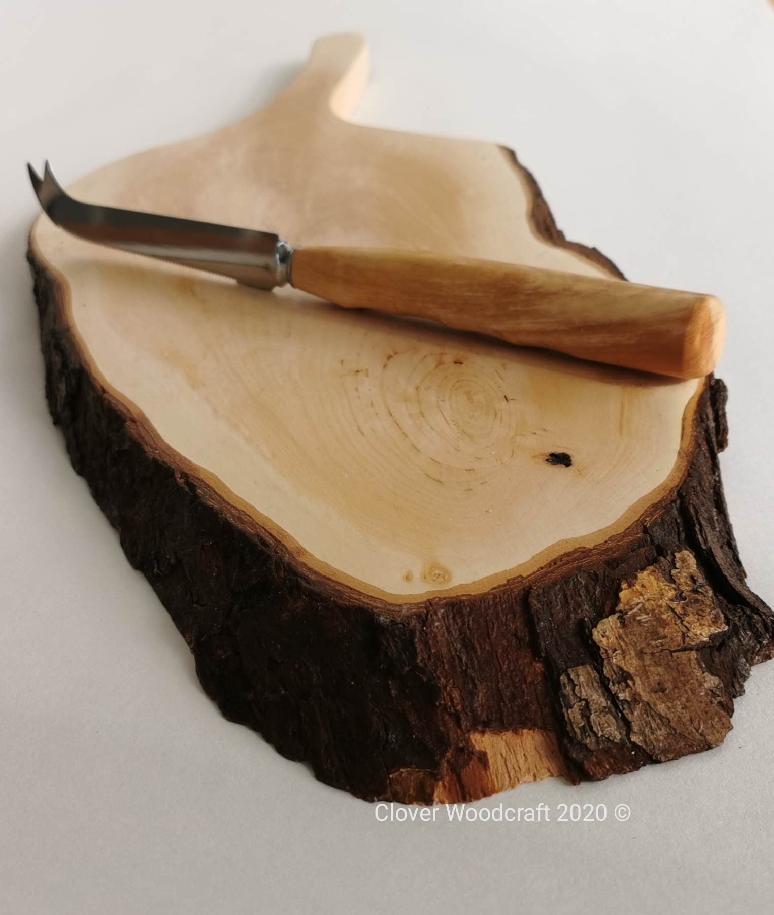 Hawthorn Live Edge Cheese Board