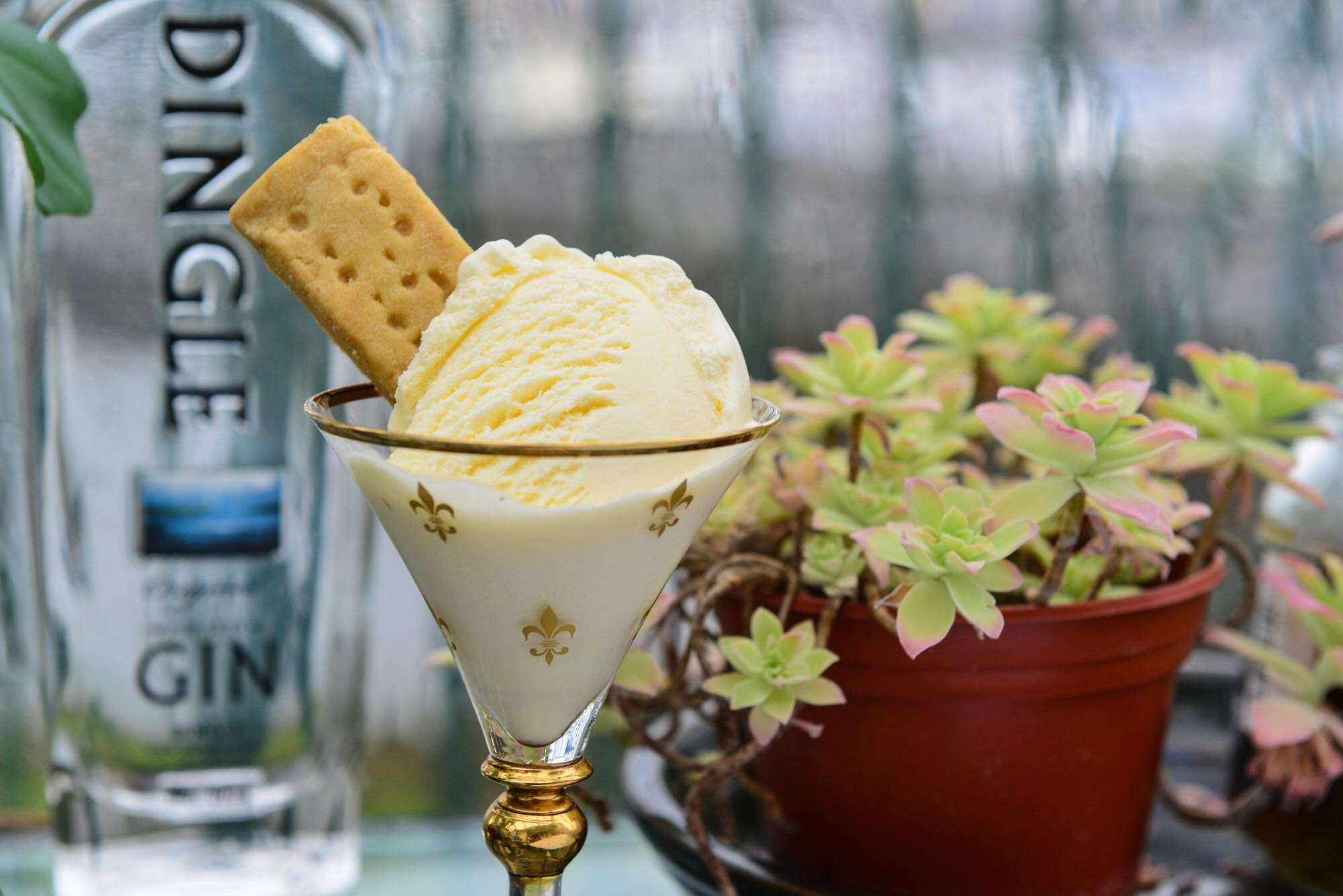 Dingle Gin Ice Cream