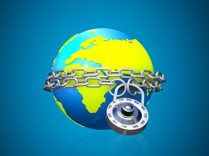 Lockdown the planetjpeg