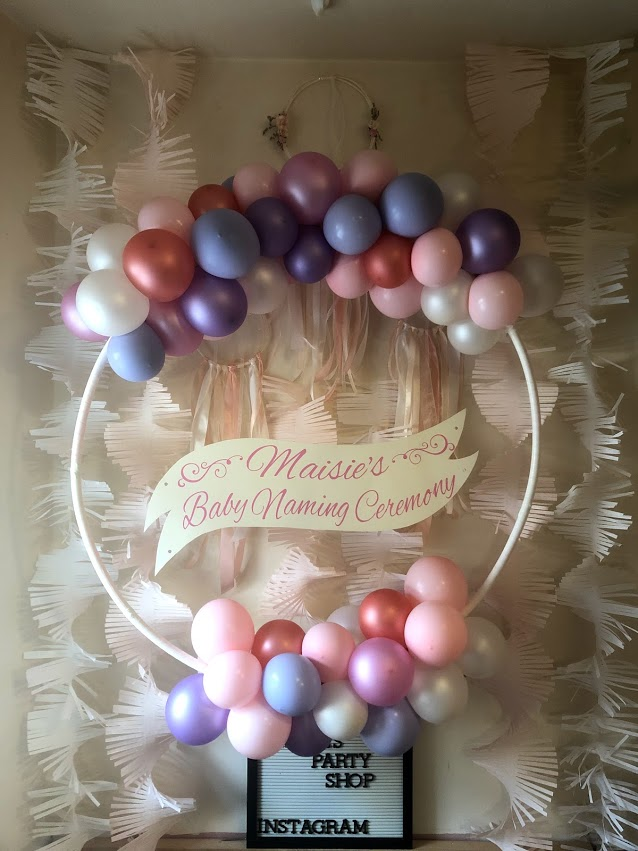 Balloon Hoops for every Occasion, Cork, katiespartyshop