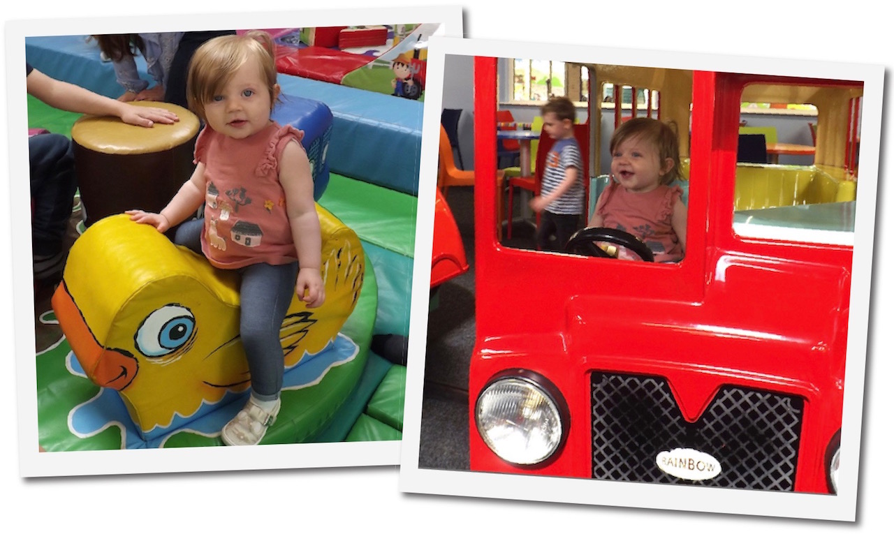 Dalscone Farm Fun Dumfries caters for children of all ages with a toddlers soft play area too.