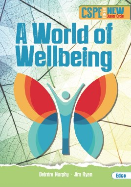 CSPE World of Wellbeing JC plus Reflective Journal (EDCO)
