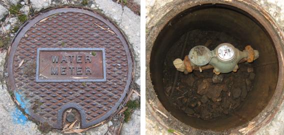 Water meterpng