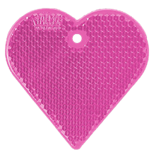 Heart Shape Reflectors