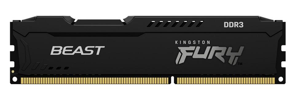 Memoria Kingston FURY Beast DDR3 1jpg