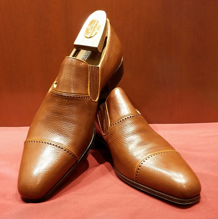 Slip-on Model 6M927 Brown