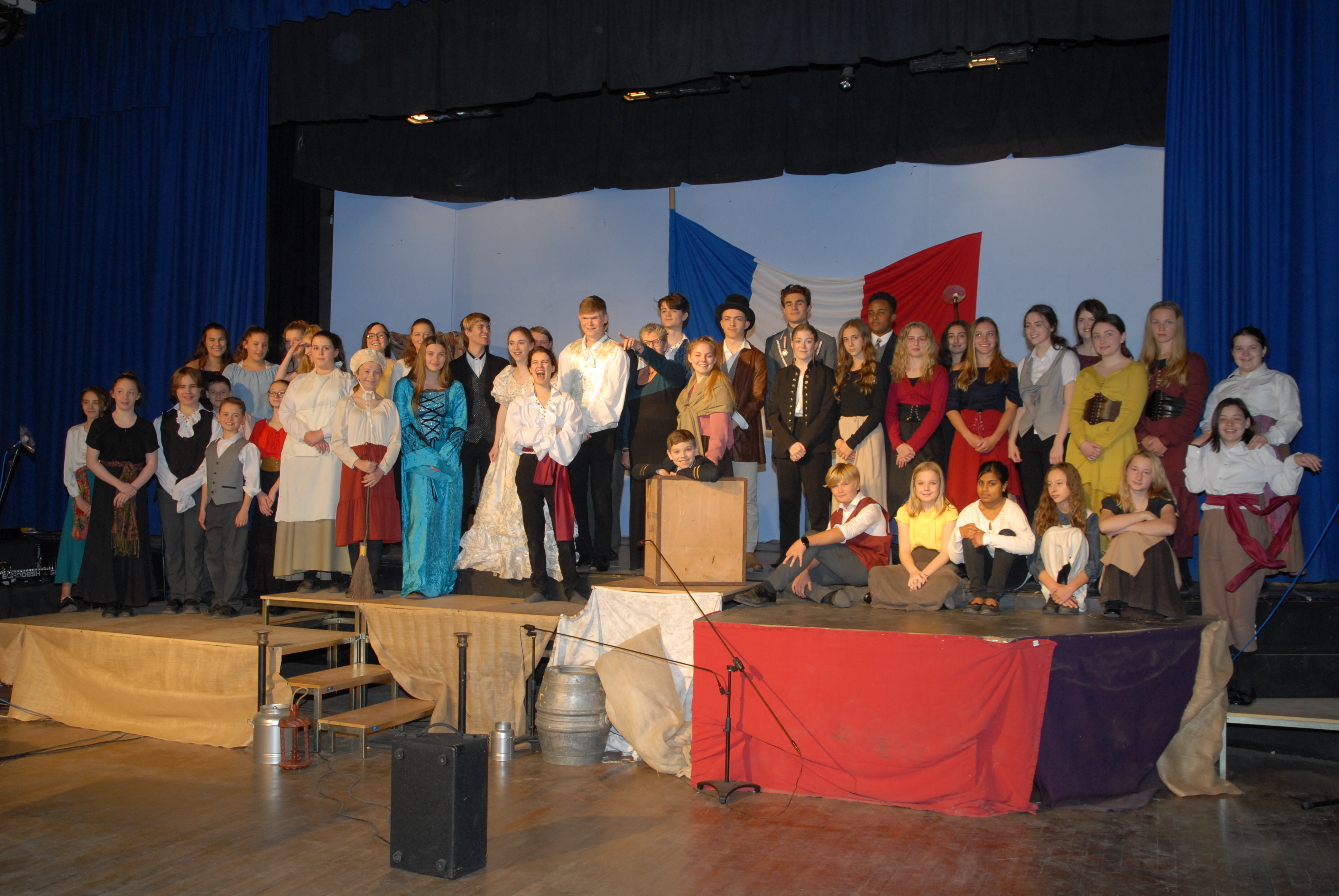 Les Misérables Production Back by Popular Demand
