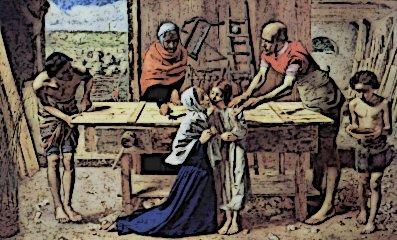 Medieval-carpenters-working_400jpg