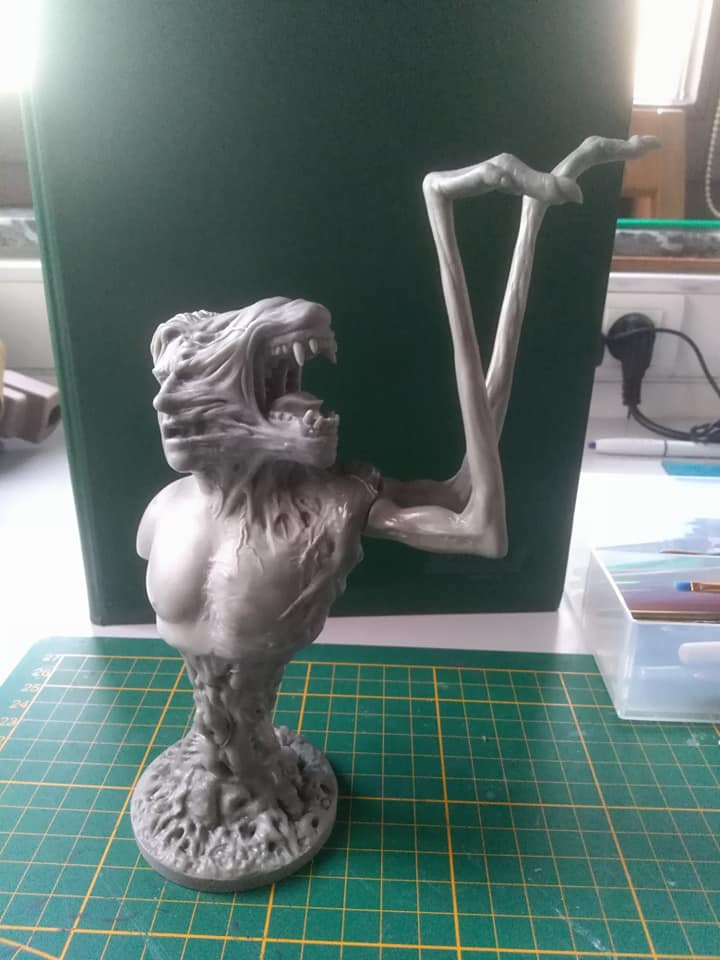 Nouveau buste 1/6 'The thing' A2bfa3c6-2f54-4d27-93e8-66af5aa0c2ad