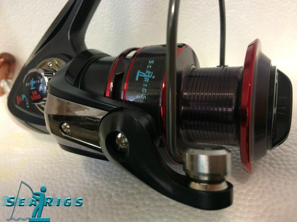 Searigs SR5000 / 6000 Salwater Light Beach / Spinning Reel