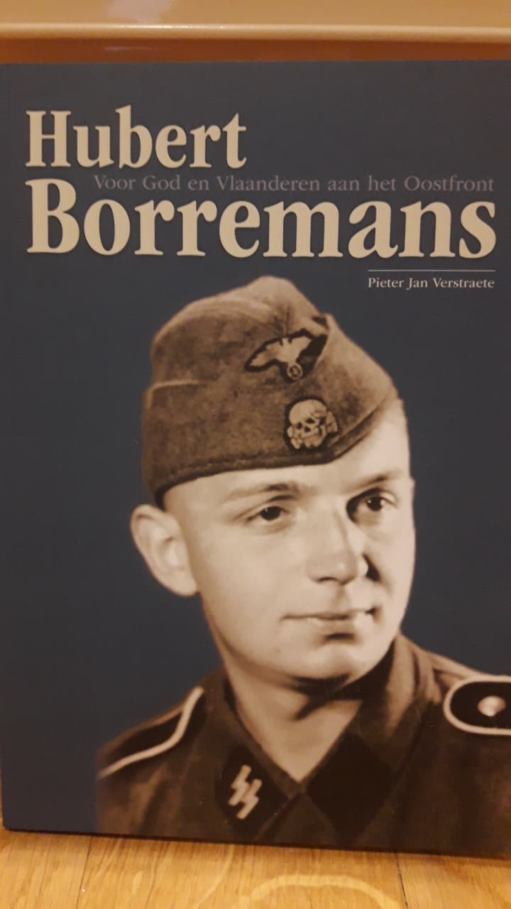 SS man Hubert Borremans / Pieter Jan Verstraete