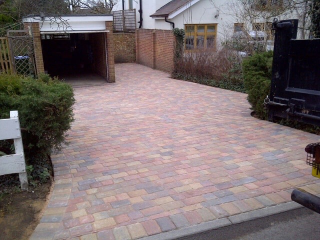 Best block paving companies in Claygate, Surrey
