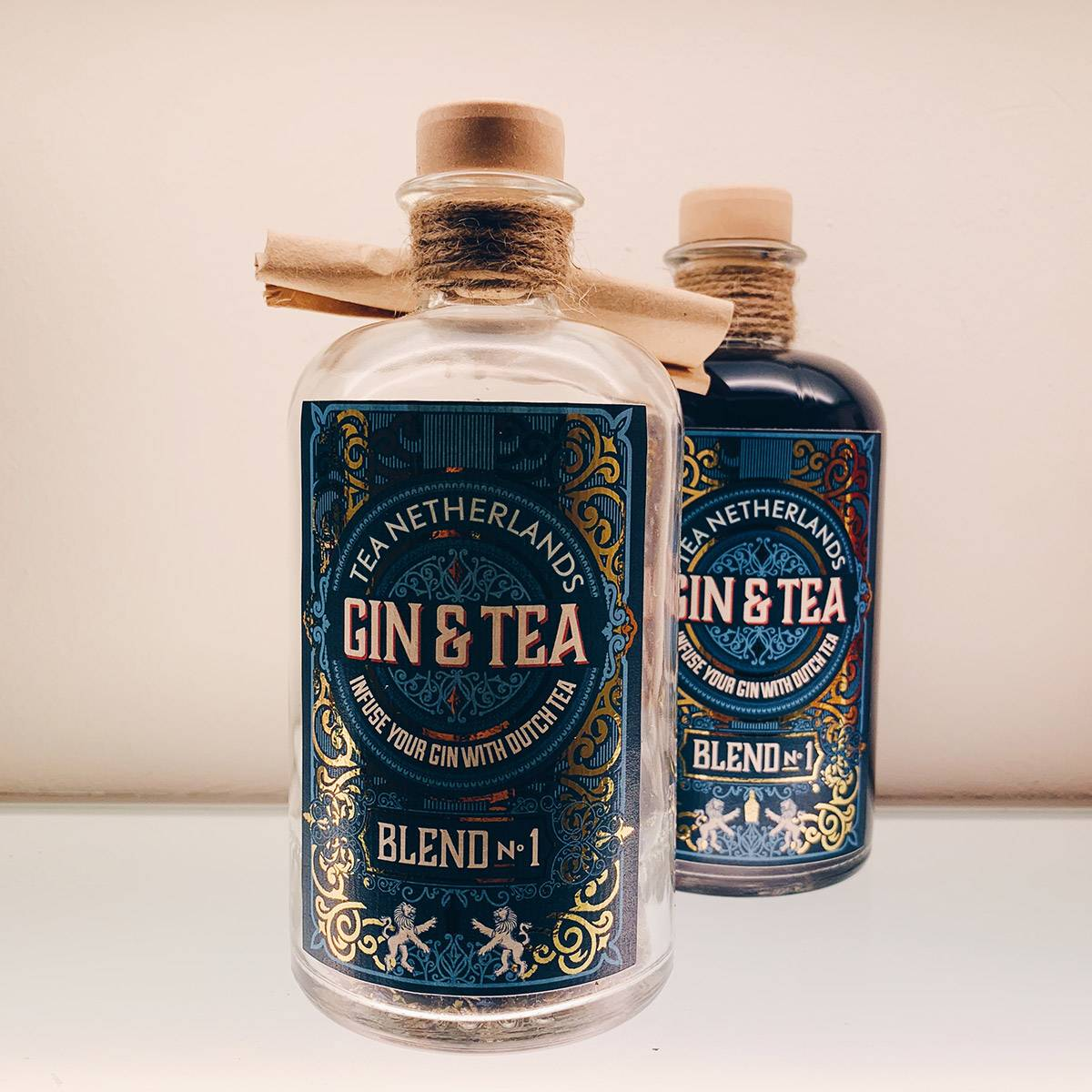 Tea Netherlands Gin mix nr.1