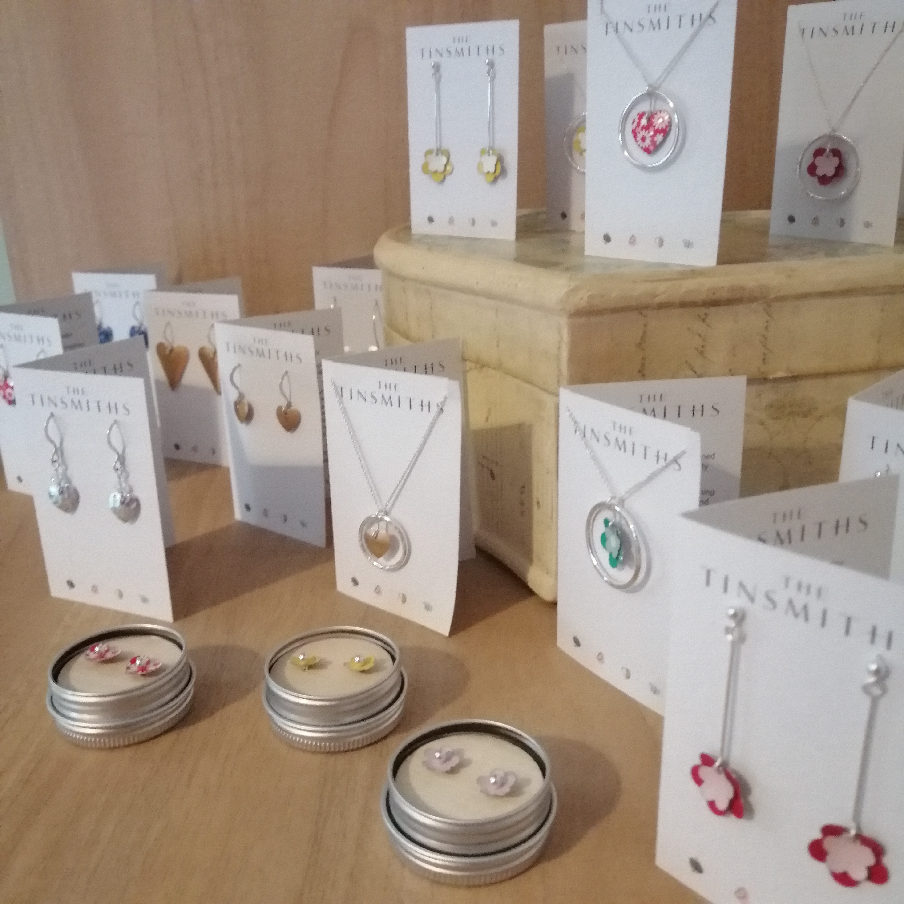 Silver Jewellery from the KHH Studios
