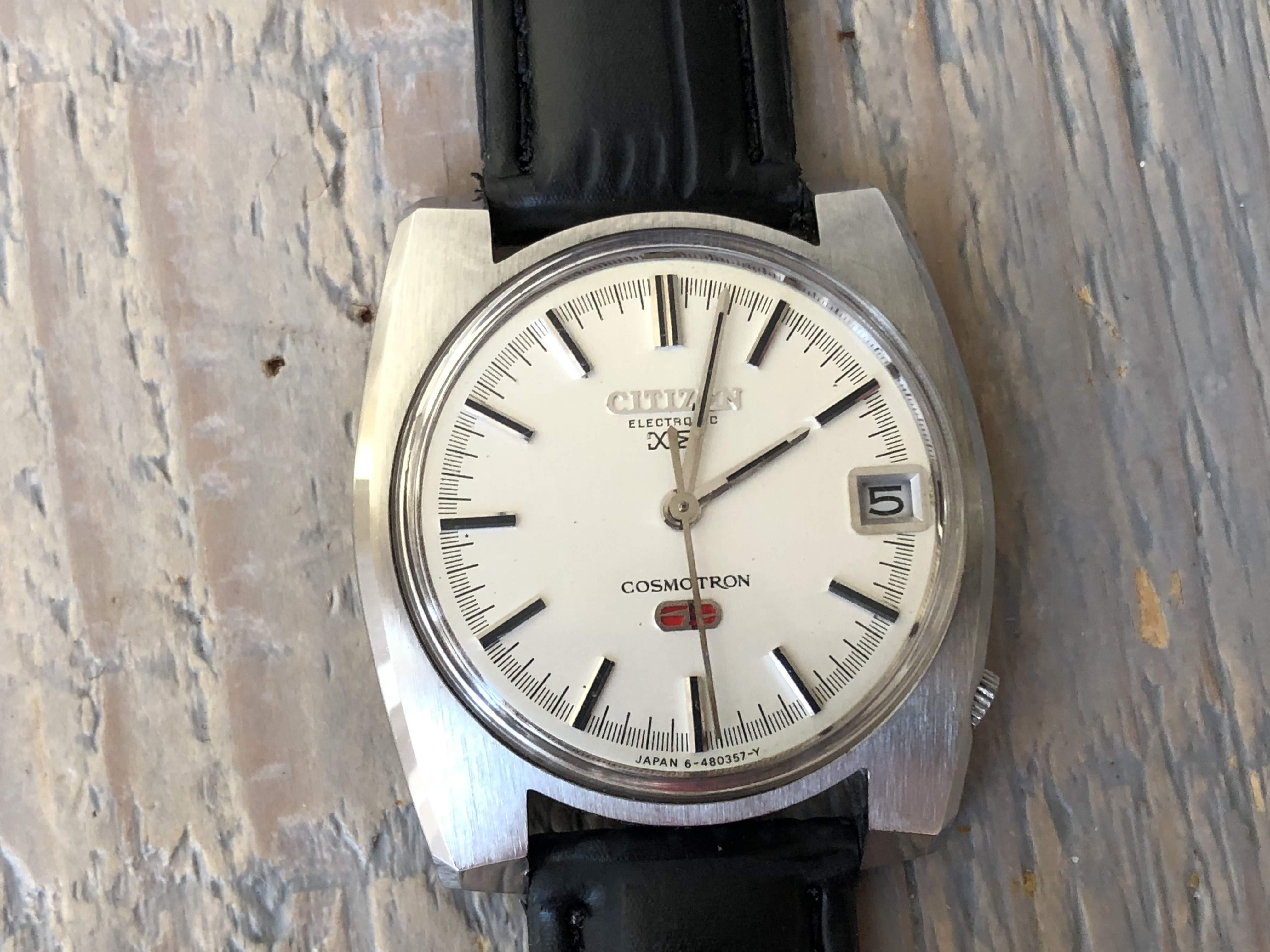 Citizen Cosmotron X8 (Sold)
