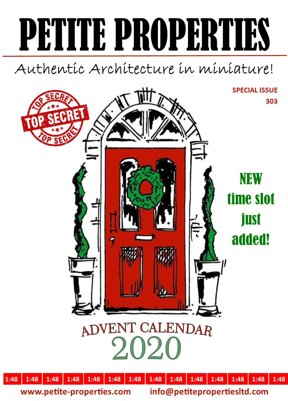 Advent Calendar - Special Issue 303