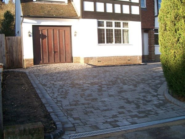 Block paving companies in Chertsey